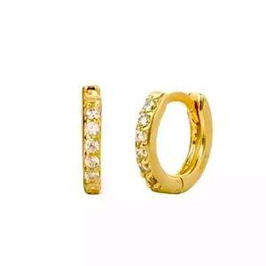 🎉HP🎉 🔆3/$30 New Mini Gold Crystal Huggies
